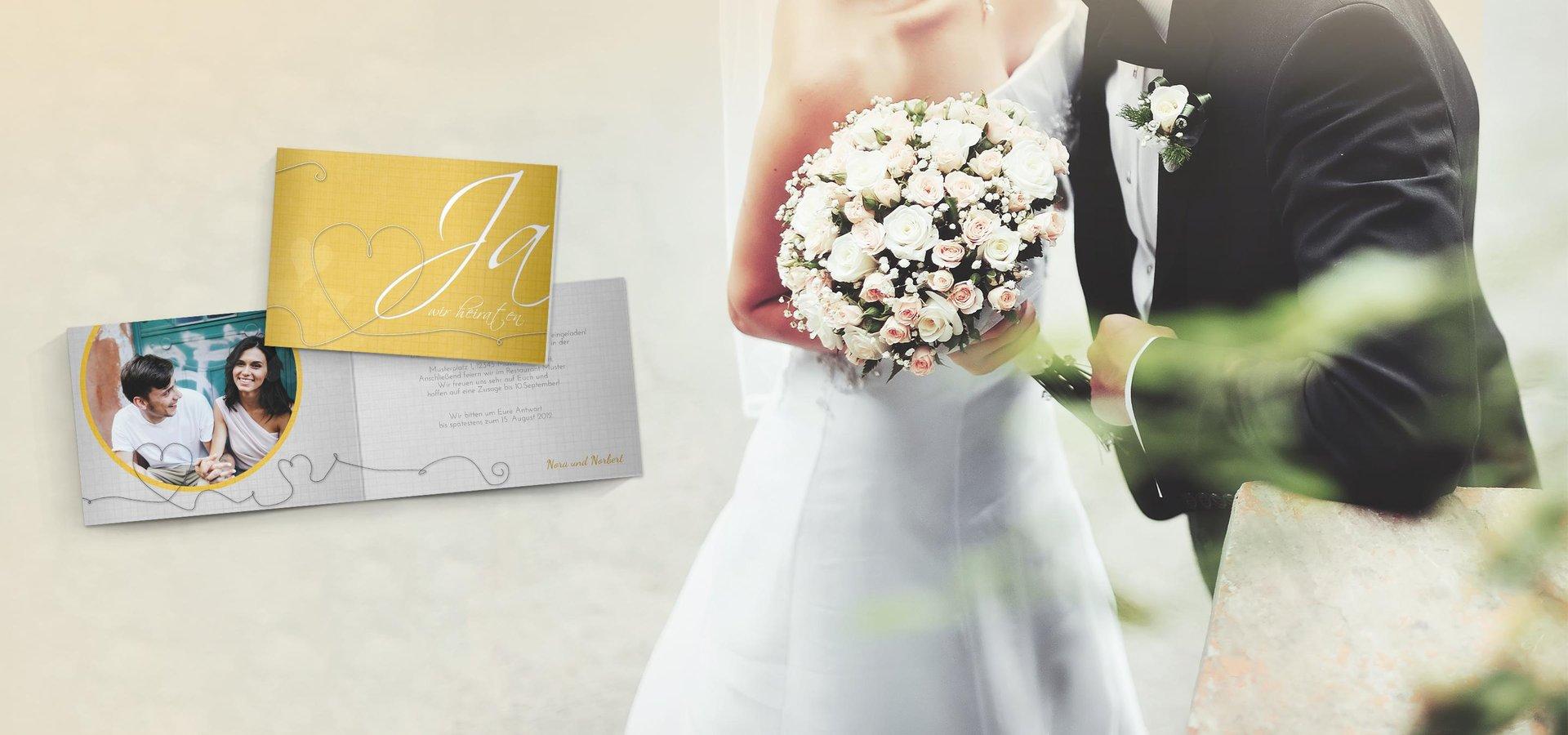 Hochzeitskarten Paradies Karten Papeterie